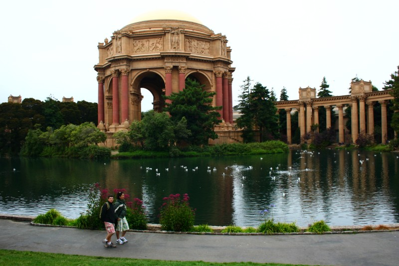 SF Palace of Fine Arts